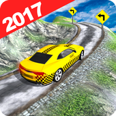 Offroad Taxi Driver 3D icon