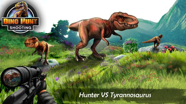 Dinosaurs Hunter Safari Free Sniper Shooting Game apk screenshot