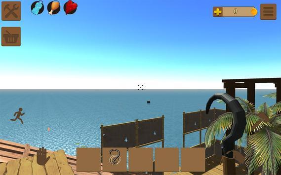Oceanborn: Survival on Raft poster