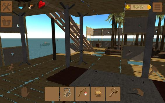Oceanborn: Survival on Raft screenshot 15