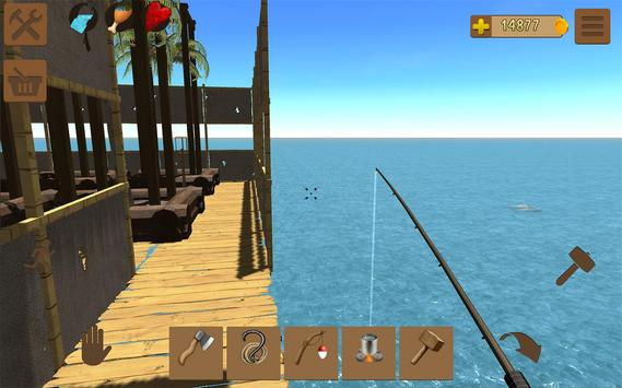 Oceanborn: Survival on Raft screenshot 12