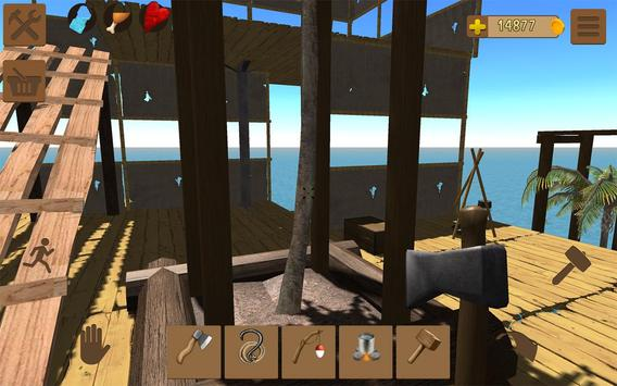 Oceanborn: Survival on Raft screenshot 23