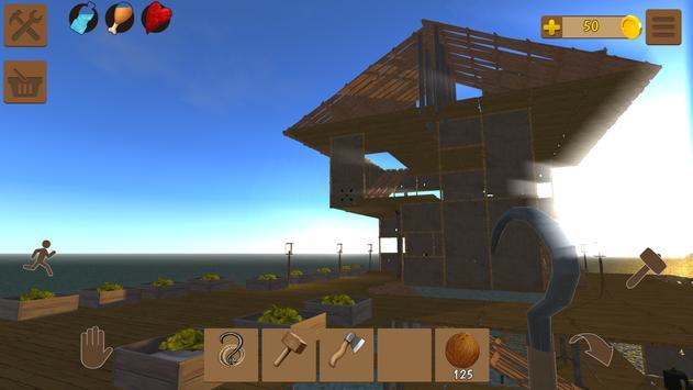 Oceanborn: Survival on Raft screenshot 3