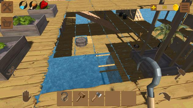 Oceanborn: Survival on Raft screenshot 4