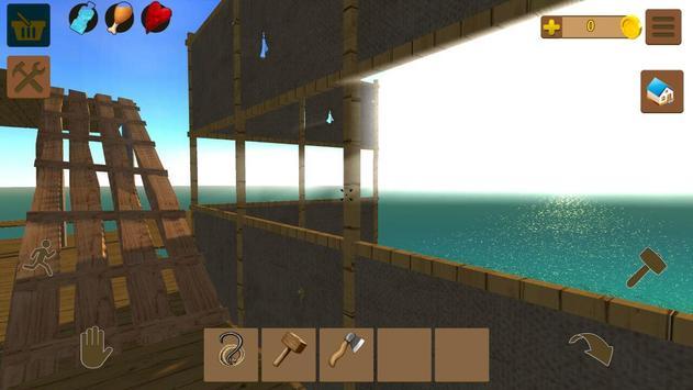 Oceanborn: Survival on Raft screenshot 5