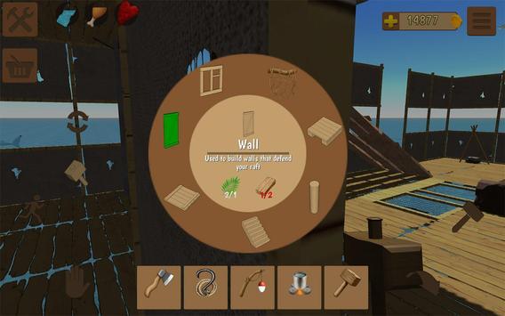 Oceanborn: Survival on Raft screenshot 7