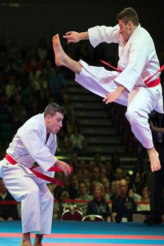 Learn karate at home free videos youtube.