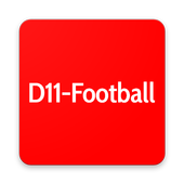 Pro tips Prediction  D11 - Football icon