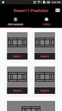 Pro tips Prediction D11- Kabbadi poster