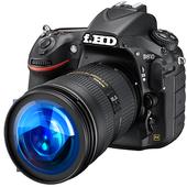 HD Pro camera icon