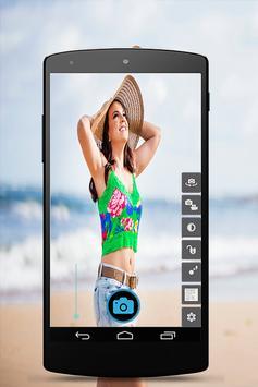 HD Pro camera poster
