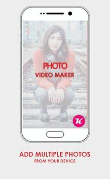 Photo Video Maker Pro 2016 screenshot 1