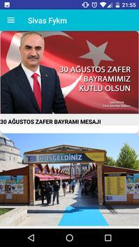 Sivas FYKM poster
