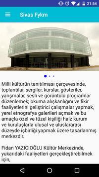 Sivas FYKM apk screenshot