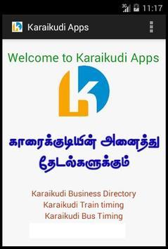 Karaikudi Apps poster