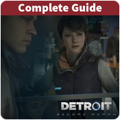 Guide for Detroit Become Human -Tips & Walkthrough icon