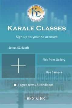 Karale Classes apk screenshot