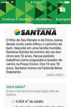 Santana Gomes apk screenshot