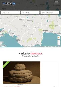 Karaman Kültür Rotası apk screenshot