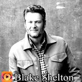Blake Shelton icon