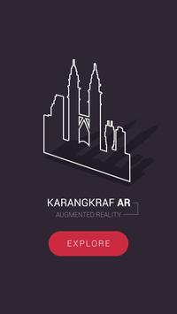 Karangkraf AR poster