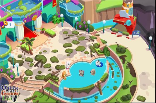 Game Talking tom Pool Trick apk screenshot