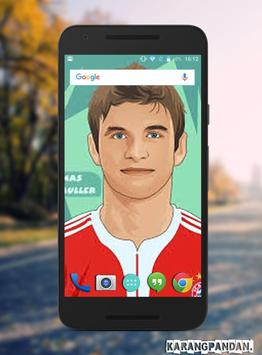 Thomas Muller Wallpapers HD screenshot 4
