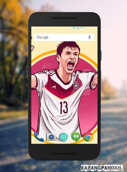 Thomas Muller Wallpapers HD screenshot 5