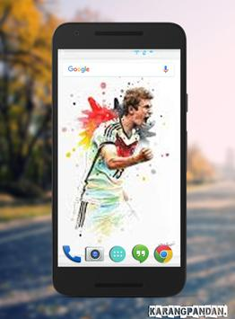 Thomas Muller Wallpapers HD screenshot 1