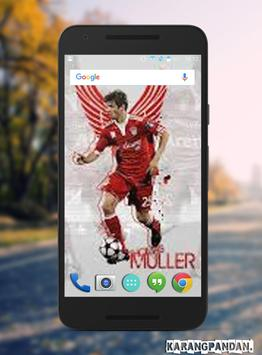 Thomas Muller Wallpapers HD screenshot 2