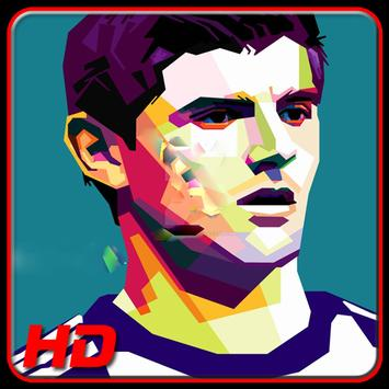 Thibaut Courtois Wallpapers poster