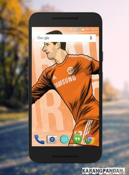 Thibaut Courtois Wallpapers screenshot 4