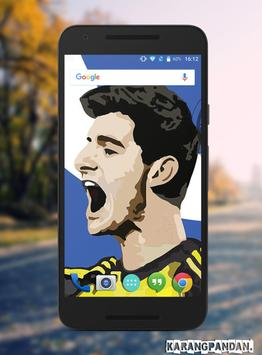 Thibaut Courtois Wallpapers screenshot 6