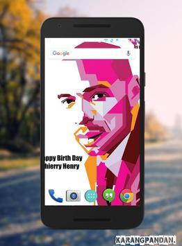 Thierry Henry Wallpapers apk screenshot
