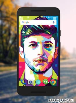 Adam Lallana Wallpapers HD apk screenshot