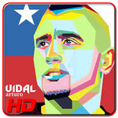 Arturo Vidal Wallpaper icon
