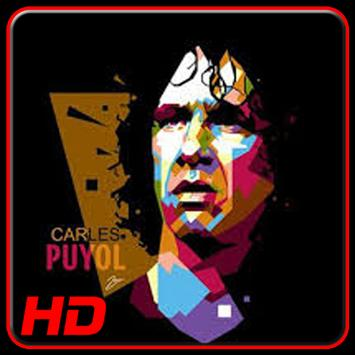 Carles Puyol Wallpapers Hd poster