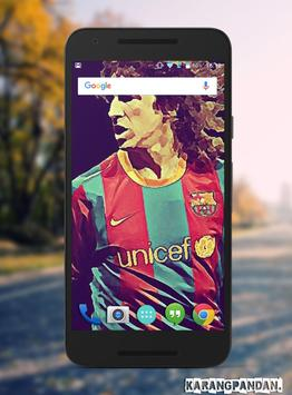Carles Puyol Wallpapers Hd screenshot 1