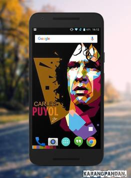 Carles Puyol Wallpapers Hd screenshot 2