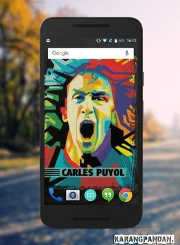 Carles Puyol Wallpapers Hd screenshot 4