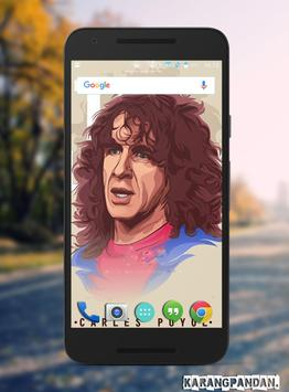 Carles Puyol Wallpapers Hd screenshot 5