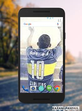 Carlos Tevez Wallpapers HD screenshot 3