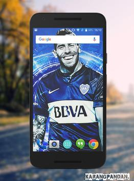Carlos Tevez Wallpapers HD screenshot 1