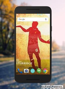 Daniel Sturridge Wallpaper screenshot 1