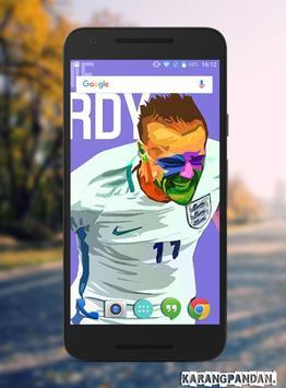 Jamie Vardy Wallpapers HD screenshot 3