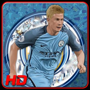 Kevin De Bruyne Wallpapers poster