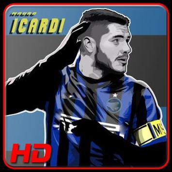 Mauro Icardi Wallpaper HD poster