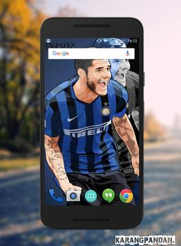 Mauro Icardi Wallpaper HD apk screenshot