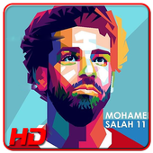 Mohamed Salah Wallpapers icon