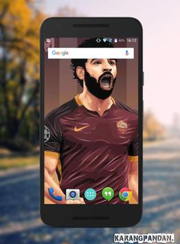 Mohamed Salah Wallpapers screenshot 2